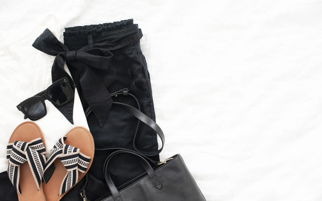 Create your Minimalist Wardrobe | How to built your capsule wardrobe