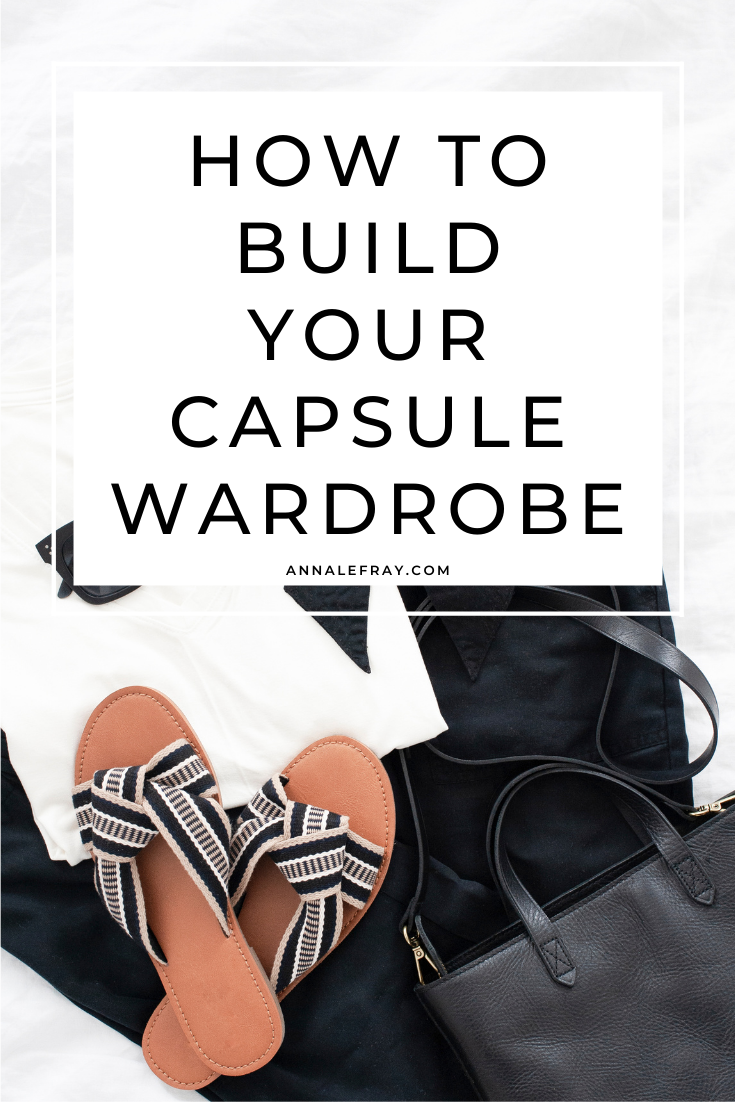 Create your Minimalist Wardrobe | How to built your capsule wardrobe in 2021