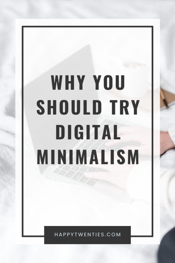 Want to become a digital minimalist? Follow these 4 steps