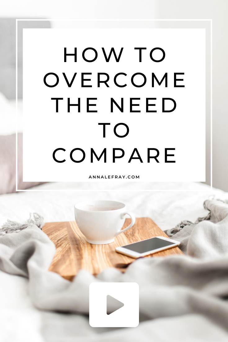 4 ways to stop comparing with others and start living for yourself
